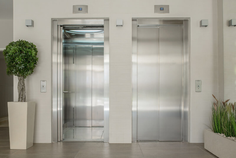 sDAS Elevator Coverage